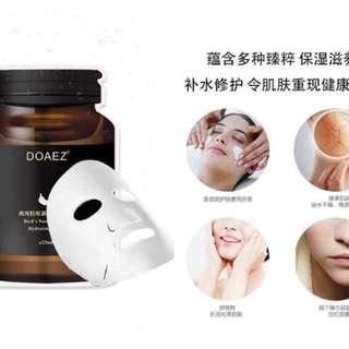 Doaez collagen bird nest mask