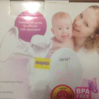 Breastpump electric solo
