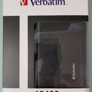 Verbatim 10400mAh 充電器