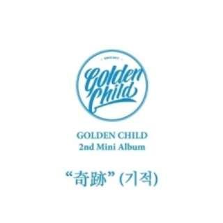 <<代購>>Golden Child - 奇蹟 (A /B Ver.)