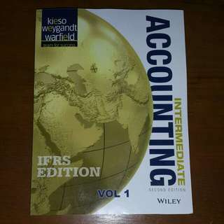 Intermdiate accounting