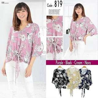 flaminggo blouse  @85.000