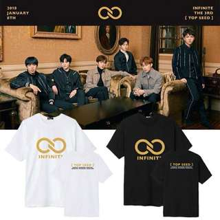 SHORT SLEEVE INFINITE SHIRT