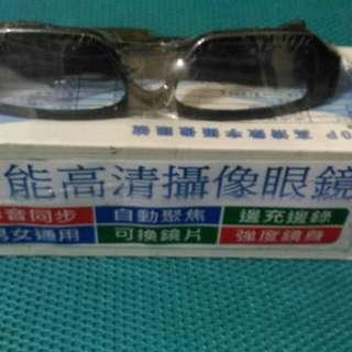 高清偷拍 攝影機 眼鏡造型