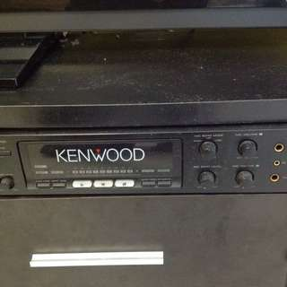 Kenwood karaoke mic mixer MX-700