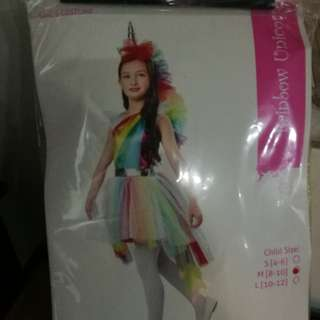 Unicorn Girl Costume