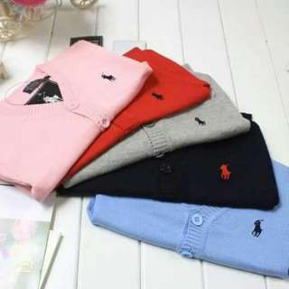 Polo Sweater ( Restocks Arrived)