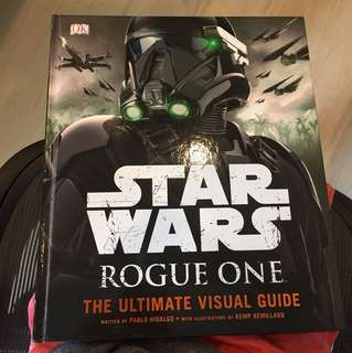 Star Wars Visual Guide! $10 off! Original price is $42.80