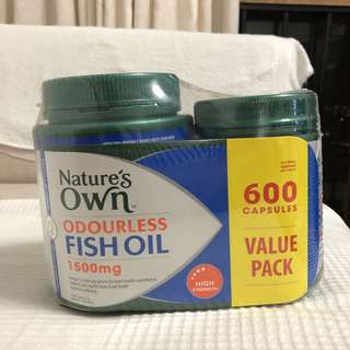 Nature's Fish Oil