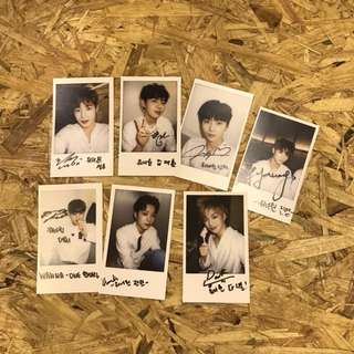 Wanna one pc