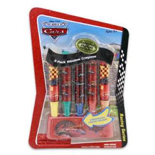 New Disney Cars Crayons With Stand