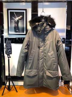 Canada Goose  加拿大鵝.絕對最高版本 最新官網同步新款中長款 羽絨服 男 外套