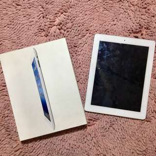 iPad 3 White - 16GB