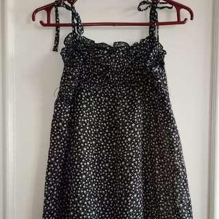 Spag Strap blouse