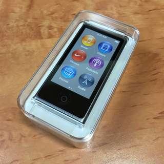 iPod Nano 7th gen 16GB , BNIB , Brand new sealed , Space grey/gray
