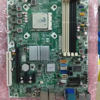 HP Compaq 6005 Pro SFF motherboard