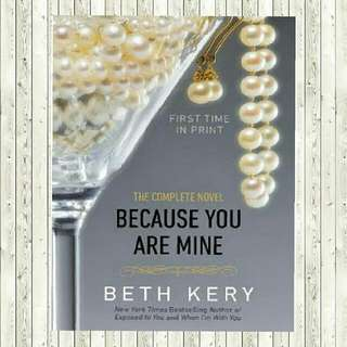 ebook ~ Because you are mine