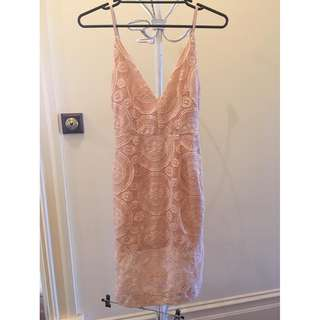 Luck & Trouble midi dress size 6