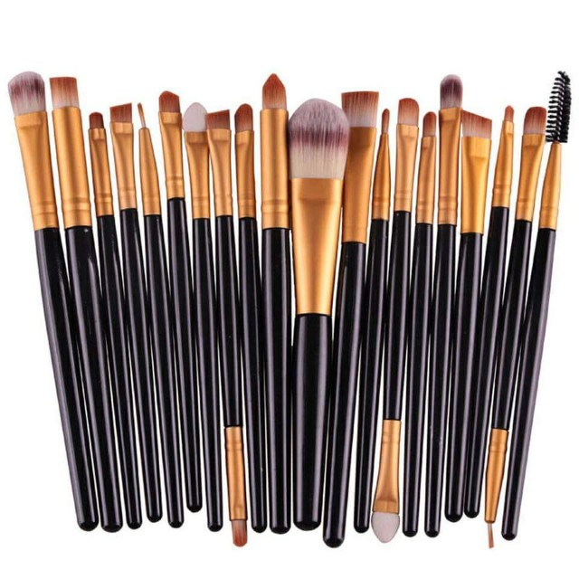 20pcs brush set