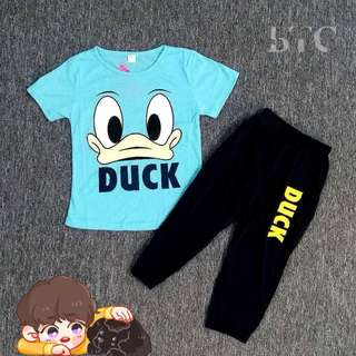 [READY STOCK] Boys' t-Shirt and Pants