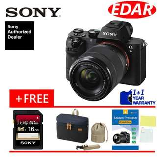SONY A7 MARK II KIT FE 28-70mm f/3.5-5.6 OSS Lens (ORIGINAL & OFFICIAL SONY)