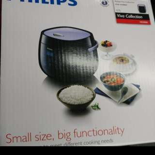 Philips cooker viva collection HD3060 電飯煲