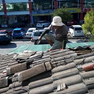 Kontraktor tukang bumbung