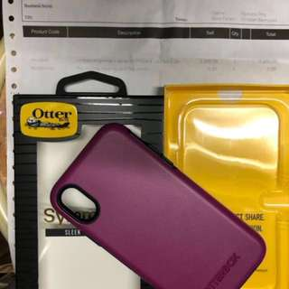 otterbox symmetry for iphone x