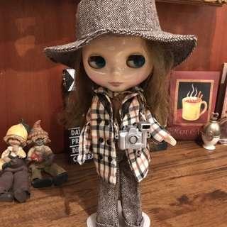 小布娃娃(Blythe doll)