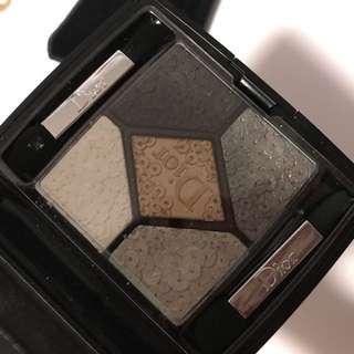 Dior 5 色眼影 正品 包平郵