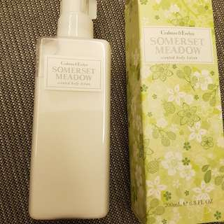Crabtree & Evelyn Somerset Meadow Body Lotion 200 ml