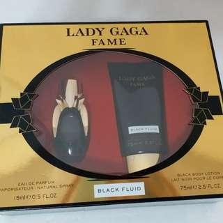 LADY GAGA 香水禮盒(小怪獸別錯過)美國購入