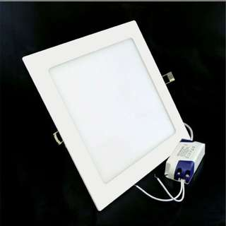 🚚 LED Panel Light - 12W - Cool White
