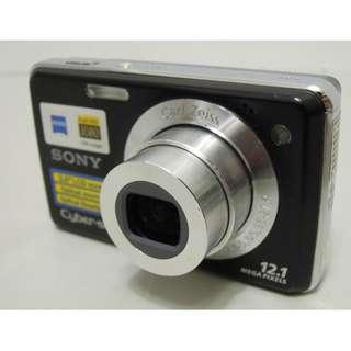 二手出清 SONY DSC-W230 數位相機 1210萬像素 中文繁體介面 防手震