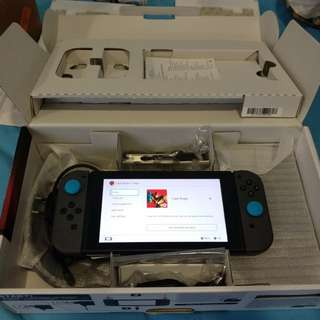 Local Set of Nintendo Switch