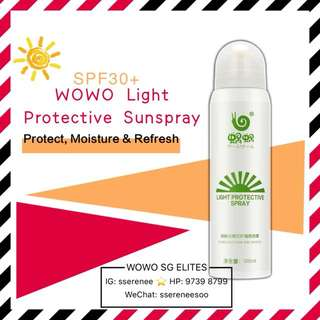 WOWO Light Protective Sunspray
