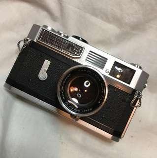 CANON 7 RF & 50mm F1.8