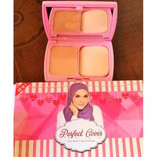 Compact Powder Perfect Cover
