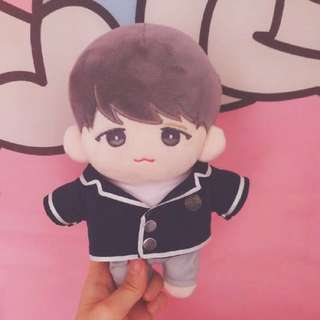 BTS Suga Doll Set