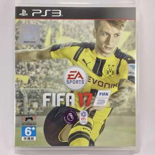 PS3 Game - FIFA17