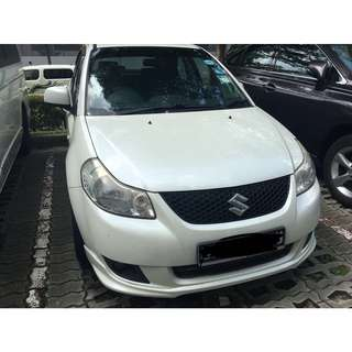$250 WEEKLY Suzuki SX4 1.6a for Grab/Uber usage