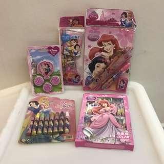 Disney Princess - Stationary Gift Sets
