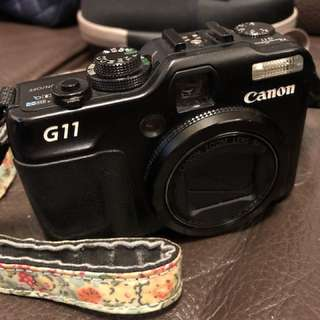 Canon G11 - Made in Japan