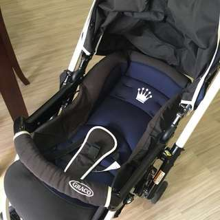 Graco Stroller - Used but well maintained