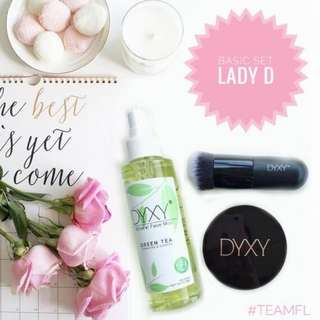 DYXY MAKE UP SET