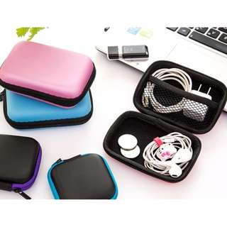 Cable Organiser/Cable Pouch/Earpiece Pouch