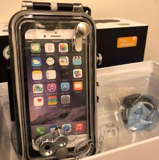 iPhone Dive Housing - 潛水防水殼 60m