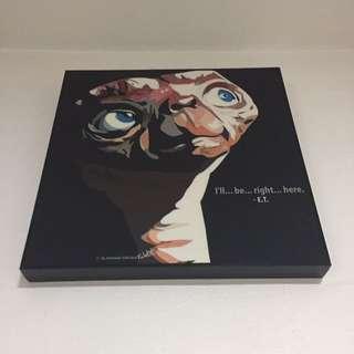 E.T Pop-Art Board