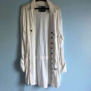 Dress Coat Minimal used (for shipping only)