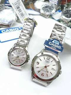 Authentic Casio Couple